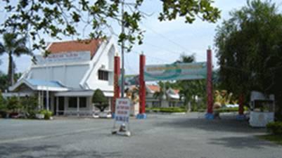 Khu du lịch Trường An – Ảnh: Bá Dũng (nguồn baomoi.com)