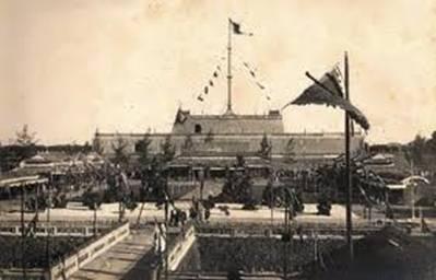 Kỳ đài trong Kinh thành Huế – Ảnh tư liệu: nguồn khamphahue.com.vn
