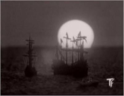 Đoàn thuyền của nhà thám hiểm Marco Polo – Ảnh: nguồn hoatdongtuthien.org