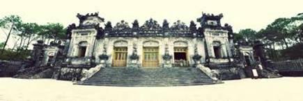Cung Thiên Định – Ảnh: nguồn nikonvn.com