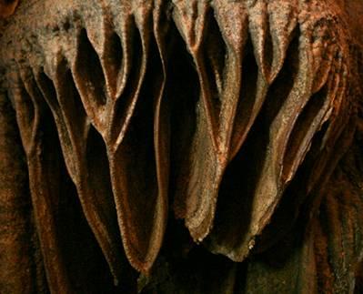 Nhũ đá mềm mại – Ảnh: Hữu Nghị (dantri.com.vn – 15.7.2009)
