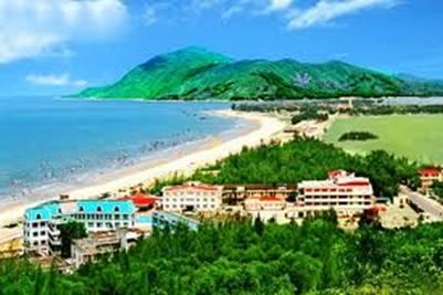 Khu du lịch biển Thiên Cầm – Ảnh: nguồn tin.lukhach24h.com