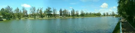 Thanh bình Hồ Nước Ngọt – Ảnh: nguồn mientaynet.com