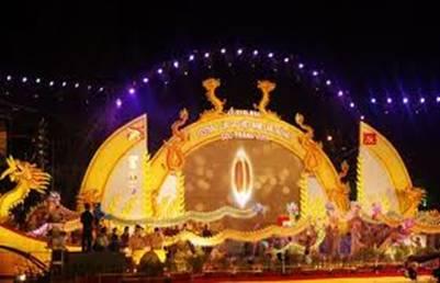Festival Lúa Gạo Việt Nam lần II - 2011 – Ảnh: nguồn hoanglonggroup.com