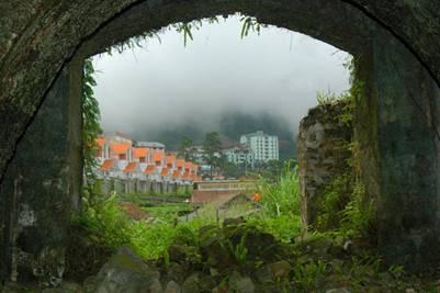 Tam Đảo: hoang phế và hiện đại – Ảnh: nguồn vinabooking.vn