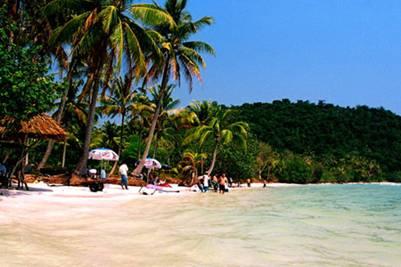 Bãi biển từng được bình chọn là đẹp nhất thế giới
