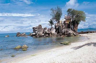 Bãi biển Dương Đông - Dinh Cậu