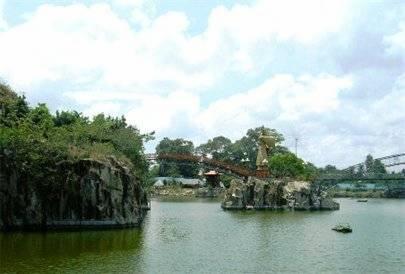 Khu du lịch hồ Ông Thoại