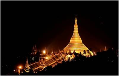 Niềm kiêu hãnh Myanmar