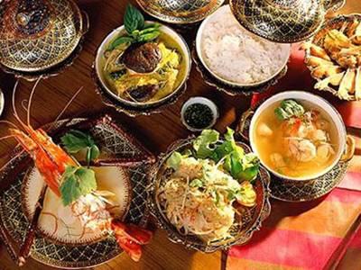 Món ăn Thailand