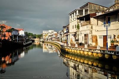 Melaka cổ kính và êm đềm