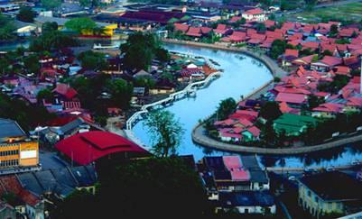 Melaka - Venise của phương Đông