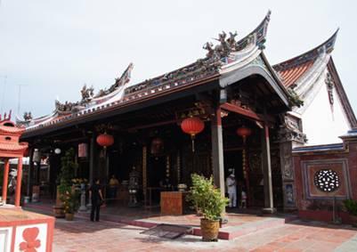 Những ngôi chùa nho nhỏ