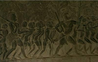 Câu chuyện lịch sử được ghi bằng đá