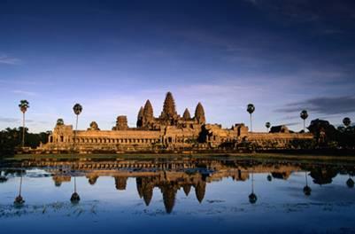 Angkor Wat, di sản văn hóa thế giới