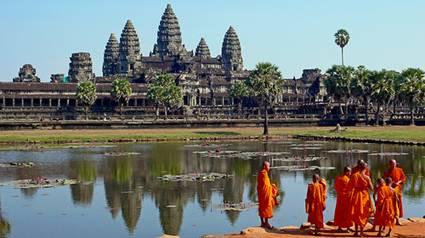 Ngôi đền Angkor Wat