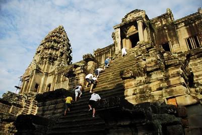 Chinh phục Angkor Wat