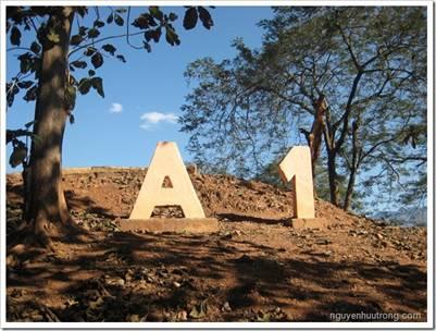 Di tích lịch sử đồi A1