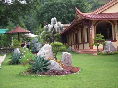Vườn Thiền - Trà đạo