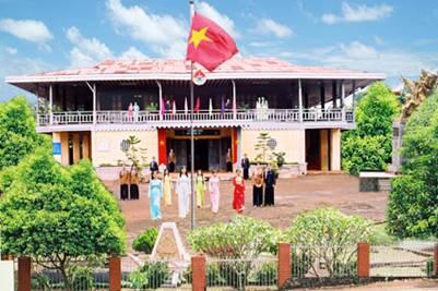 Nhà giao tế Lộc Ninh