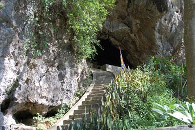 522 bậc đá dẫn lên Thiên Đường