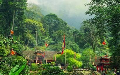 Đền thờ Quốc mẫu Tây Thiên