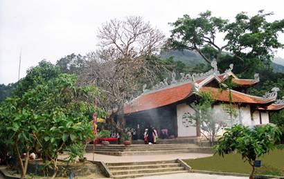 Đền Thõng Tây Thiên