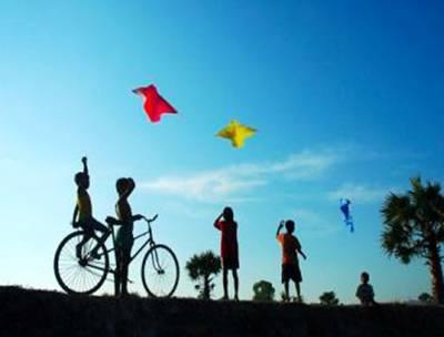 Những cánh diều tuổi thơ