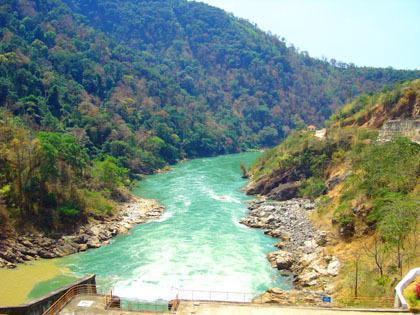 Nguồn nước thủy điện Yaly
