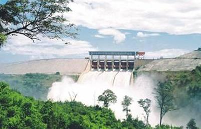 Đập tràn thủy điện Yaly