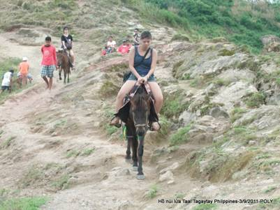 Cưỡi ngựa lên đỉnh