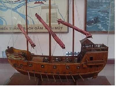 Mô hình tàu chiến