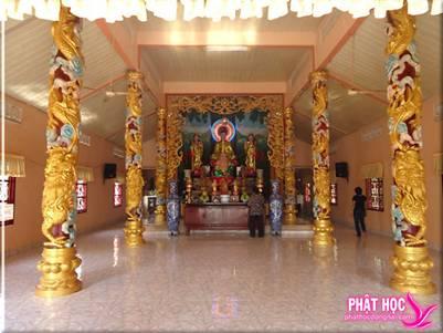 Điện Phật trang nghiêm
