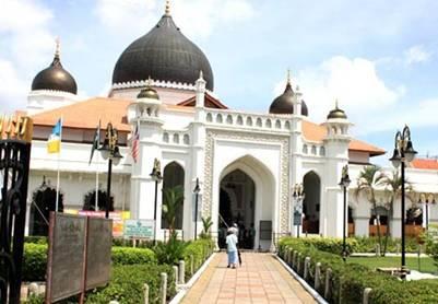 Đền thờ Hồi giáo Kapitan Keling