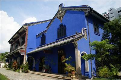 Dinh thự Cheong Fatt Tze