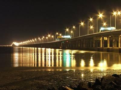 Cầu Penang dài nhất châu Á