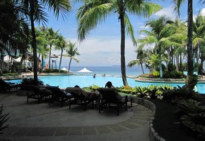 Cebu với những khu nghỉ mát