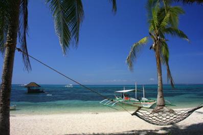 Bãi biển Cebu hoang sơ