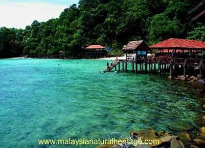 Khu resort trên đảo Langkawi