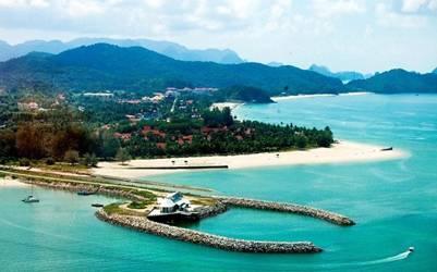 Đảo Langkawi hấp dẫn khách du lịch