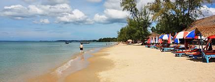 Bãi biển Sihanoukville
