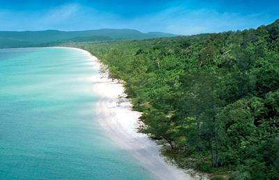 Sihanoukville với những bãi biển đẹp