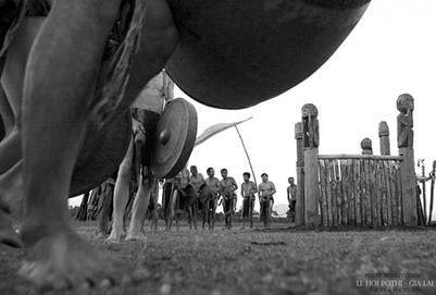 Lễ hội bỏ mả tại tỉnh Gia Lai