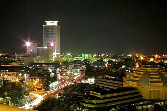 Thành phố Phnom Penh ngày nay