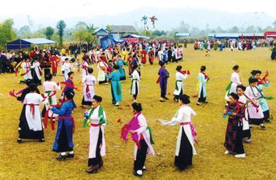 Mường Lò - vùng đất lễ hội