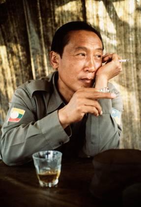 Vua thuốc phiện Khun Sa