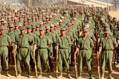 Quân đội Mong Tai của Khun Sa