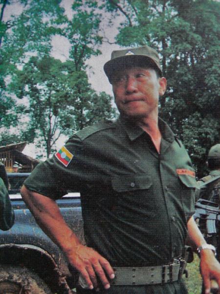 Thủ lĩnh quân đội Mong Tai