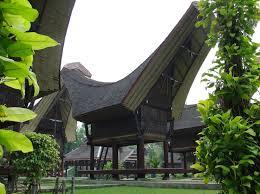 Những mái nhà Tongkonan