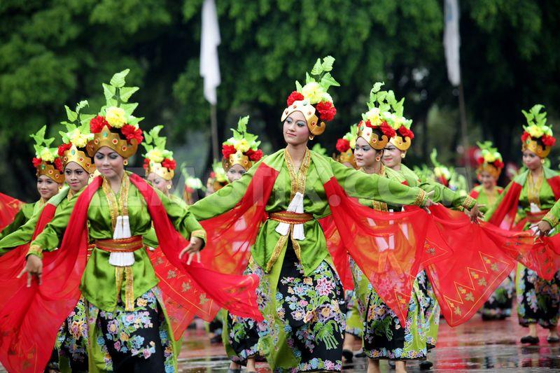 Điệu nhảy đến từ Banyuwangi